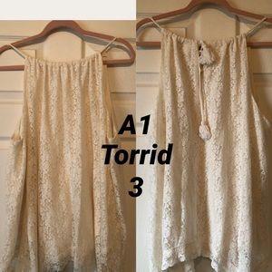 TORRID TOP 3